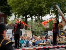 Vaandel zwaait weer rond bij schuttersgilde in Gendt: 'Anders dan normaal, maar zo houden we traditie in stand'