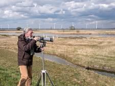 Vogelfanaat Wim Smeets raakt nooit uitgekeken