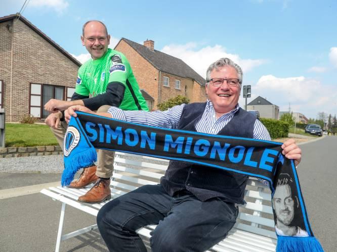 """Maarten Vandevoordt en Simon Mignolet groeiden op 200 meter van mekaar op: """"Maarten had posters van Simon"""""""