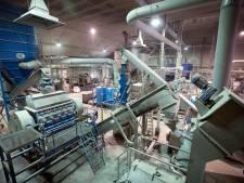 Renewi in Eindhoven wil van plastic uit oude koelkasten nieuwe koelkasten maken