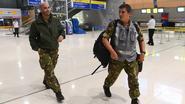 Trein met overledenen MH17 al aangekomen in Charkov