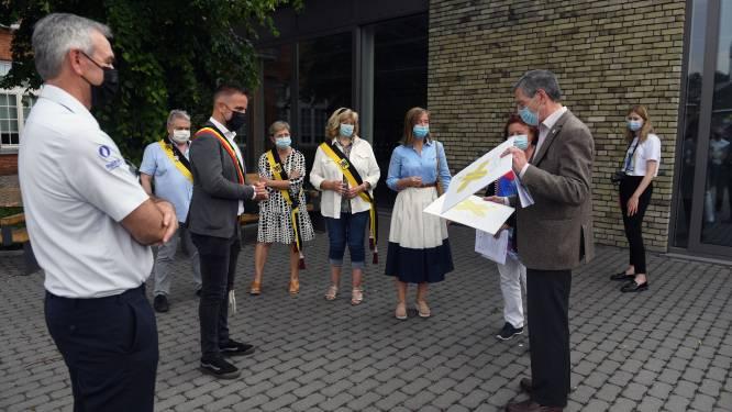 Tremelo is officieel verkeersveilige gemeente en krijgt SAVE-label overhandigd