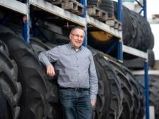 Waarom Hans met zijn 'blauwe hagedis' complete keukens uit Elst naar Bosnië rijdt