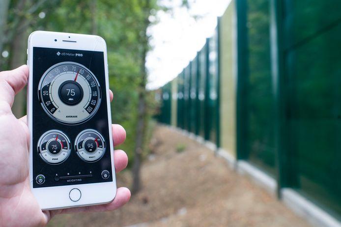 Bewoners van de Borgerhoutse Tuinwijk waren afgelopen zomer niet te spreken over de nieuwe geluidsschermen langs de E313.