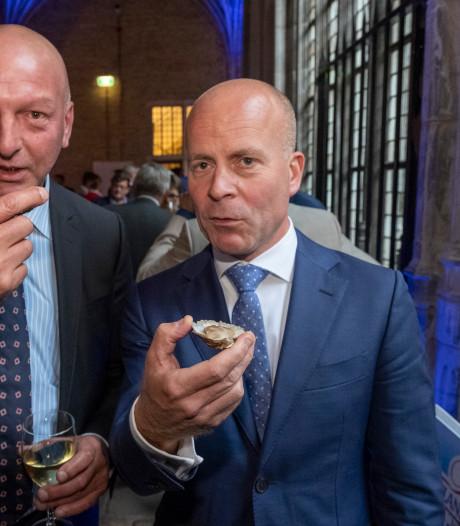 Staatssecretaris Knops: 'Marinierskazerne is op zijn plaats in Zeeland'