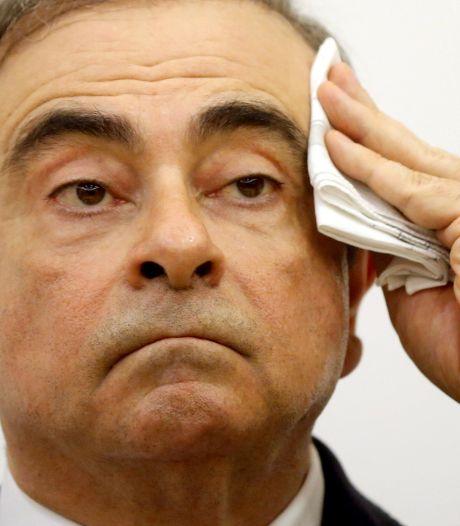 Japan: nieuw arrestatiebevel tegen gevallen automagnaat Ghosn