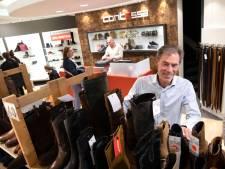 Schoenenwinkel Contessa stopt na zeventig jaar in Eindhoven, 'Romario wist zijn eigen schoenmaat niet'