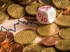 'Spaarrente daalt, maar voor rood staan vragen banken de hoofdprijs'