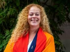 Laura (30) is de nieuwe voorzitter van COC Midden-Nederland en hijst desnoods zelf de regenboogvlag in weigerende gemeentes