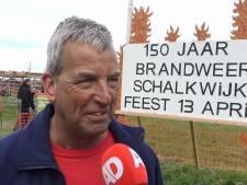 Brandweer Schalkwijk 150 jaar: 'Je kent ieder erf, ieder slachtoffer, dat maakt het soms heftig'