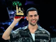 Le vainqueur du festival de Sanremo à Bruxelles