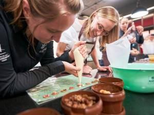 La Chocolate Academy à Anvers s'ouvre aux professionnels mais aussi aux amateurs