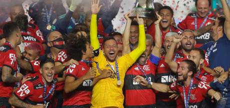 Bizarre ontknoping in Brazilië: Flamengo kampioen na nederlaag en Internacional woedend na afgekeurde goals
