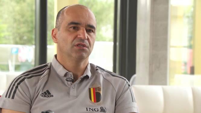 """Roberto Martínez over de hete hangijzers voor zijn EK-selectie: """"Chadli? Hij heeft het voordeel dat hij op vier posities kan spelen"""""""
