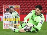 """""""Fantastique"""", """"formidable"""": la presse s'emballe pour Courtois après sa prestation cinq étoiles à Anfield"""
