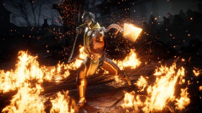 Mortal Kombat 11 Beeld WB Games