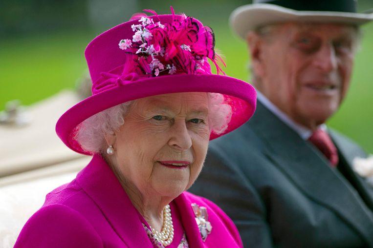Harry De Paepe over de queen: 'Men noemt de haar kenmerkende strategie 'struisvogelen': het ontwijken van lastige gesprekken en directe confrontaties.' Beeld AFP