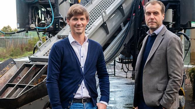 De familiebedrijven Superbeton en Robuco hebben samen Infrajoint NV opgericht om administratie op te vangen