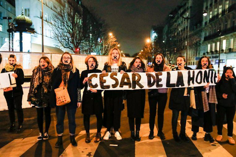 De Césars kregen dit jaar door de nominatie voor Polanski de bijnaam Césars de la Honte' (Césars van de schaamte).