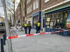 Witte de Withstraat gedeeltelijk afgezet voor mogelijk explosief