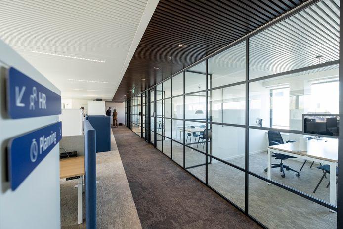 Officiële opening van de nieuwe kantoren van Alcon