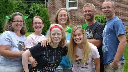 Verjaardagsverrassing eindigt met dood vier zussen