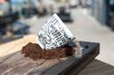 De Haven van Renesse en hotel De Zeeuwse Stromen hebben samen jaarlijks een afvalstroom van 2700 kilo koffiedrab.