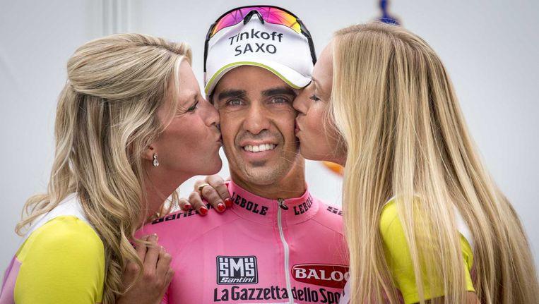 Alberto Contador Beeld ANP