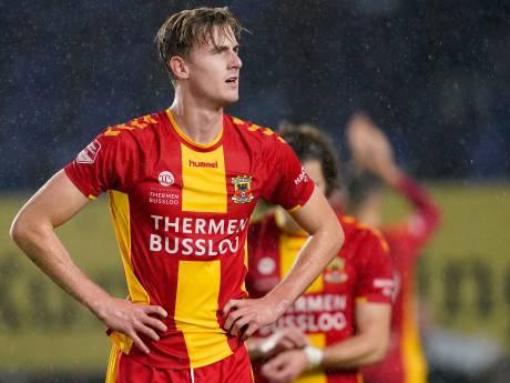 Pouwels schiet Jong GA Eagles met twee treffers ook langs Vitesse