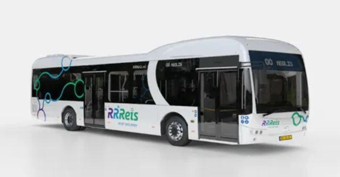 Ook de bussen van RRReis blijven in de kerstdienstregeling rijden.