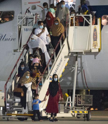 Afghaanse evacués vertrekken vandaag uit Pakistan