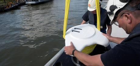 Wereldprimeur in de Rotterdamse haven: bolders uit de printer