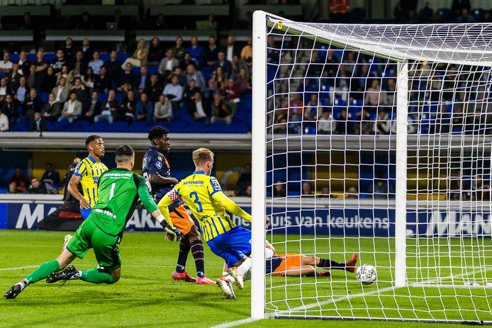 RKC - Willem II eindigde dit seizoen in 1-2.