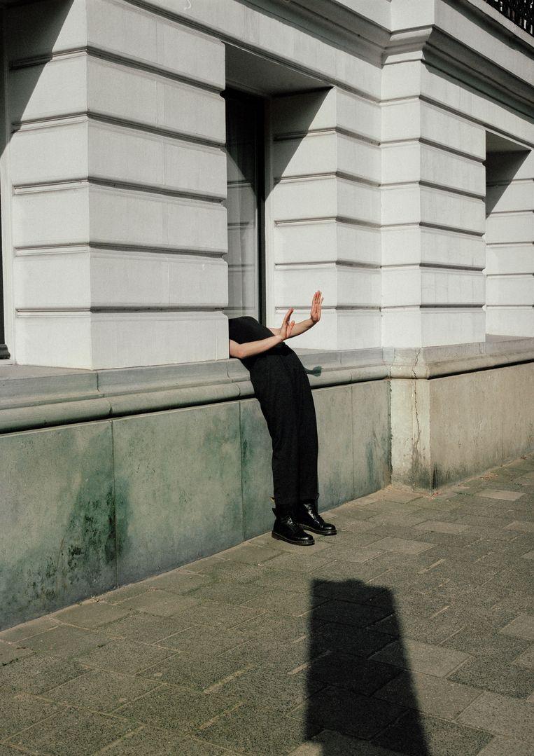 The City is a Choreography. Beeld Melissa Schriek