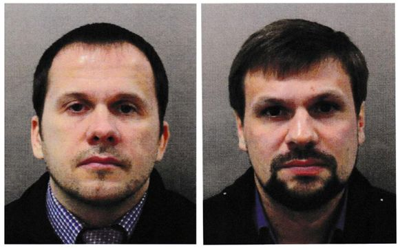 Aleksandr Petrov en Roeslan Bosjirov.