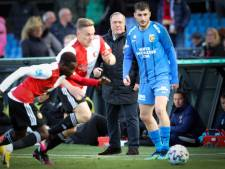 Feyenoord bibbert zelfs voor de zwakste ploeg van de eredivisie: 'Wij winnen zelden makkelijk'