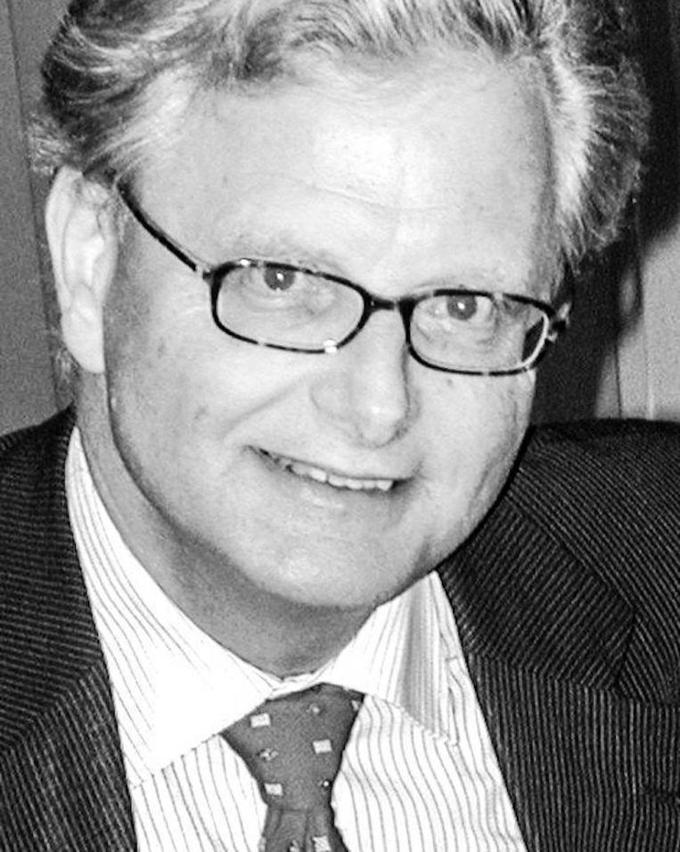 Frits Bosch, macro-econoom, socioloog en auteur van In Holland Staat een Huis, Ja, Ja... Onbehagen bij de Elite, dat 27 augustus verschijnt Beeld Privé