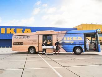 IKEA Wilrijk legt 'pändelbuss' in van en naar Antwerpen-centrum