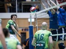 Volleyballers Orion hebben bereiken finale om landstitel in eigen hand
