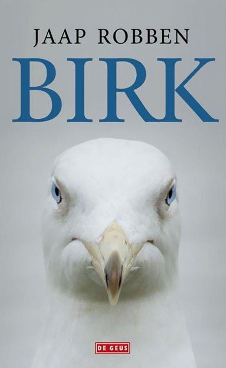 De cover van de roman van Jaap Robben Beeld screenshot