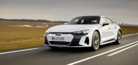 Audi's nieuwe 'stroomkanon' is geweldig (én een tikkeltje onhandig)