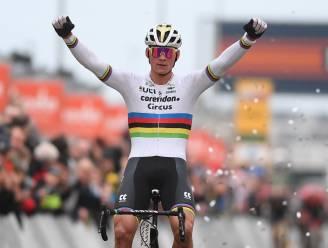 Van der Poel voor het 3de jaar op rij de beste in Heusden-Zolder, gehavende Aerts blijft ondanks vroege val WB-leider