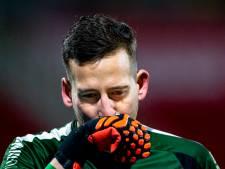 Geen clubrecord voor TOP Oss na fout van doelman Geens