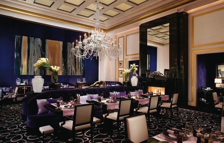 Het gerenommeerde restaurant van Joël Rebuchon in Vegas. Beeld UNKNOWN