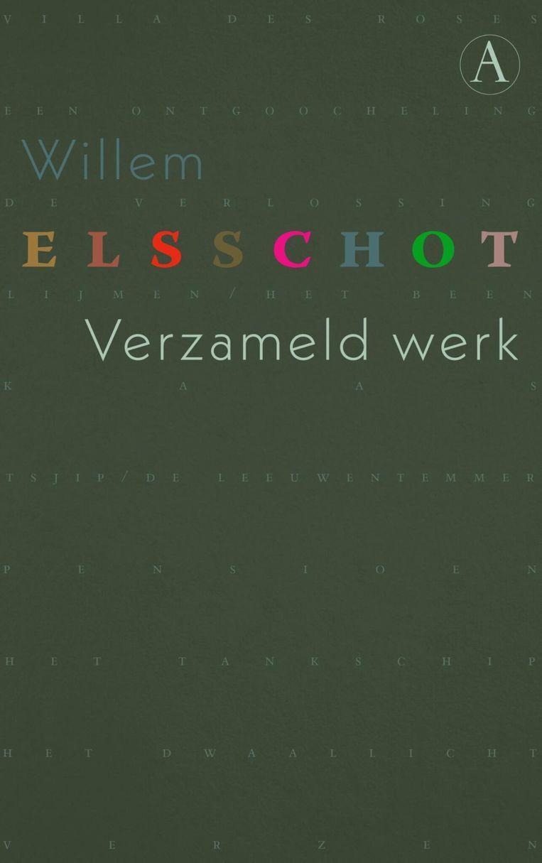 Willem Elsschot, Verzameld werk, Athenaeum, 848 p., 50 euro. Beeld rv