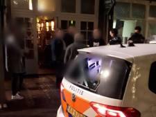 Politie beëindigt feestje in Tiels café: man wil er vandoor op z'n scooter