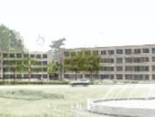 Floraplein Eindhoven krijgt 2 blokken seniorenappartementen