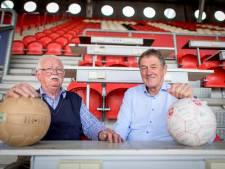 Sportchefs van de twee Twentse kranten voerden strijd zonder haat of nijd
