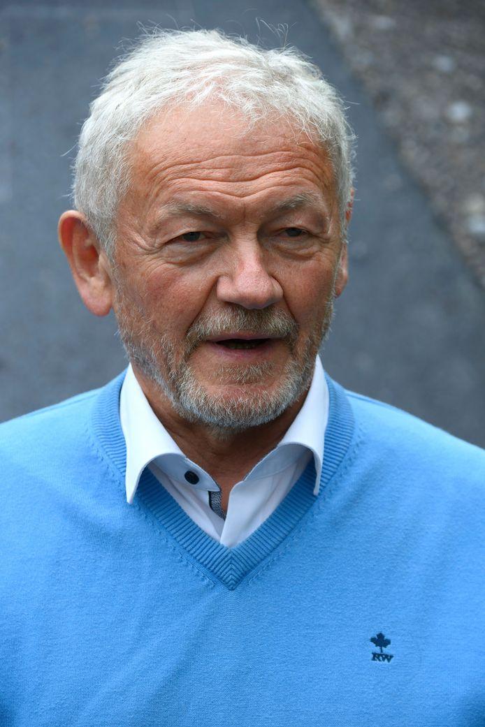 François Bellot (MR), le ministre de la Mobilité