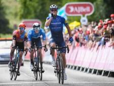Nouvelle victoire belge sur le Tour de Grande-Bretagne: Yves Lampaert remporte la sixième étape